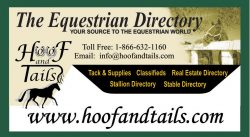 Hoof and Tails Equestrian Directory